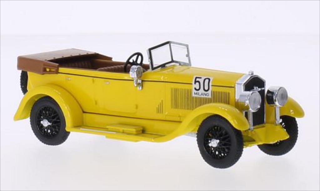 Isotta Fraschini 1/43 Rio 8A RHD No.50 Milano-Sanremo 1933 coche miniatura