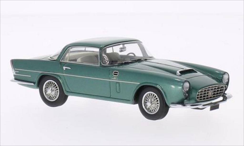 Jaguar XK 150 1/43 Kess Ghia Aigle Coupe metallise grun 1958 miniature