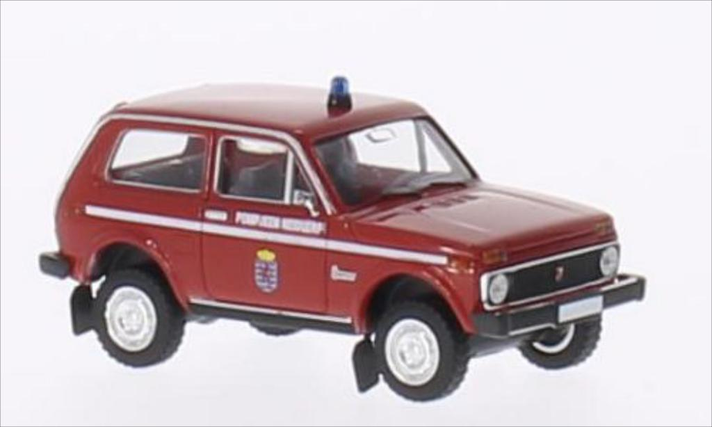 Lada Niva 1/87 Brekina Pompjeen Neiduerf (LUX) miniature