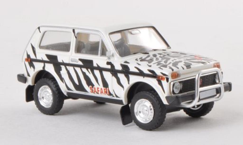 Lada Niva 1/87 Brekina Safari miniature