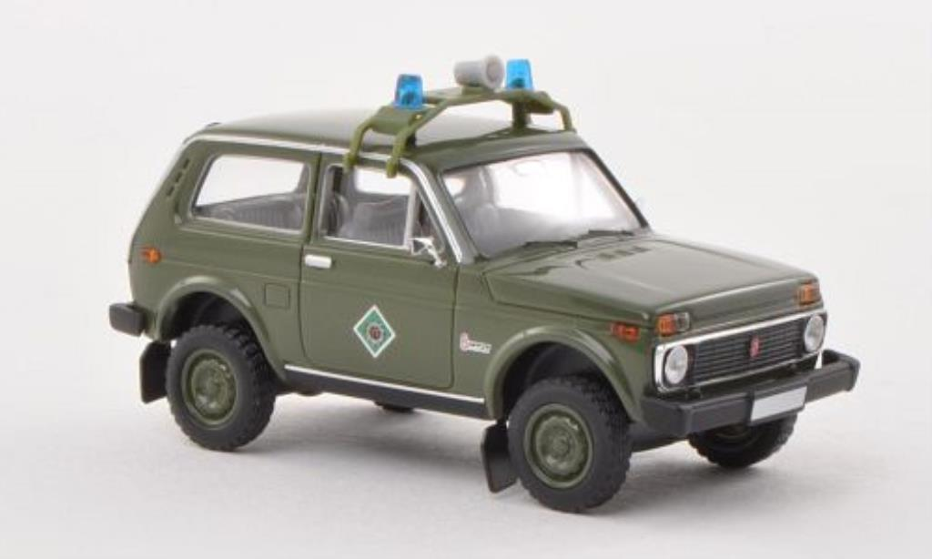 Lada Niva 1/87 Brekina Volkspolizei Bereitschaft (DDR) modellautos