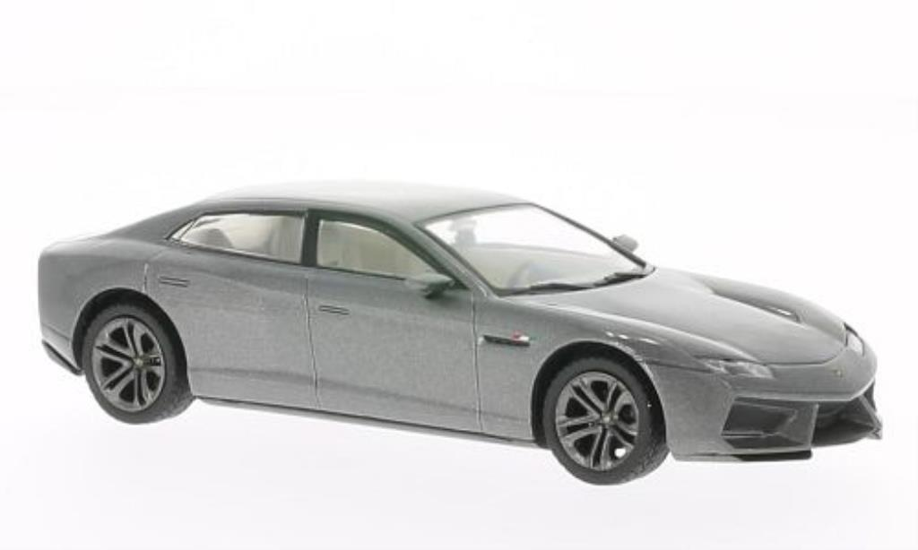 Lamborghini Estoque 1/43 WhiteBox gray 2008 diecast