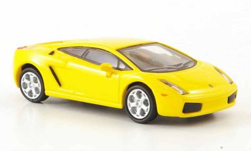 Lamborghini Gallardo 1/87 Ricko yellow 2004 diecast