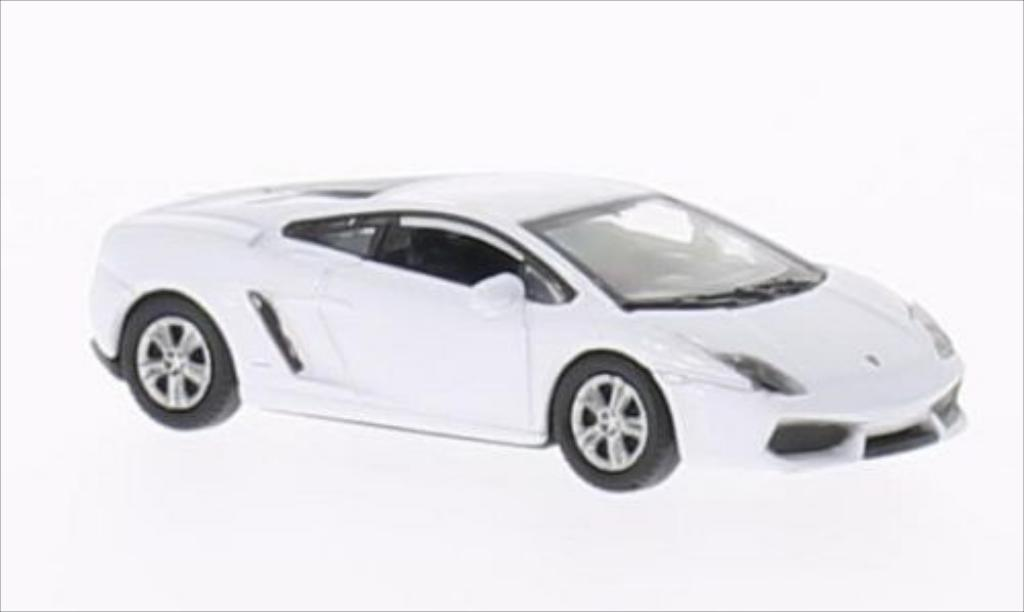 Lamborghini Gallardo LP560-4 1/87 Welly white diecast