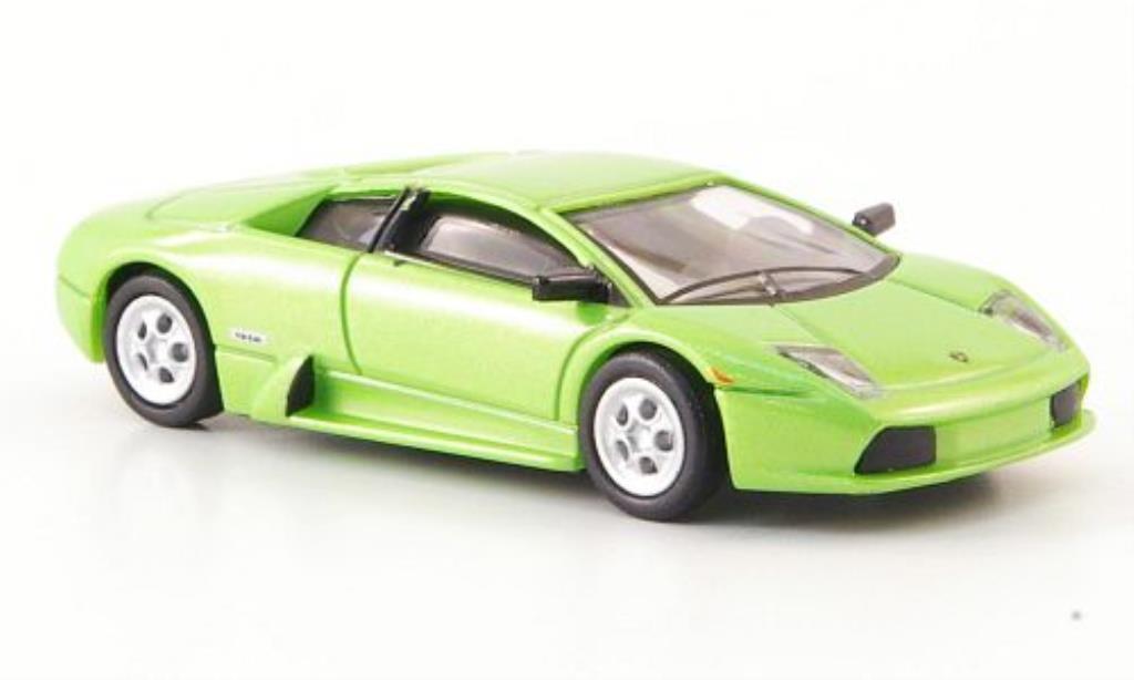 Lamborghini Murcielago 1/87 Ricko verde 2001 miniatura