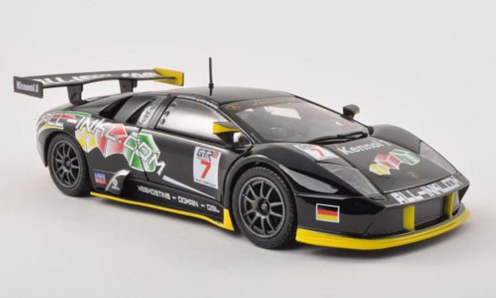 Lamborghini Murcielago 1/24 Burago R-GT No.7 FIA GT /S.Mucke diecast model cars