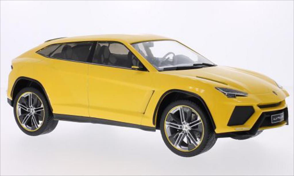 Lamborghini Urus 1/18 MCG metallic-jaune 2012 miniature