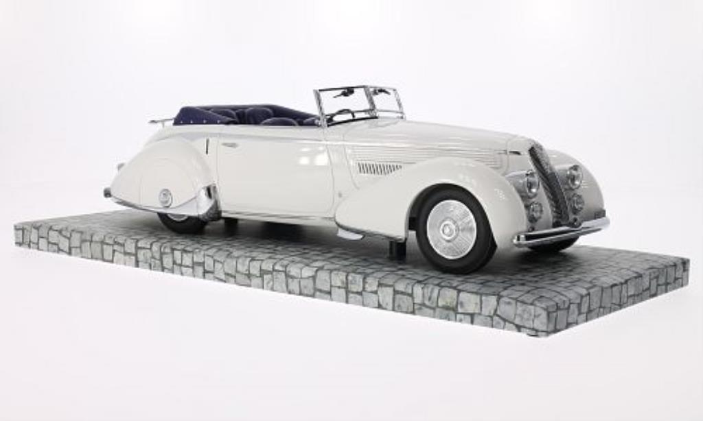 Lancia Astura 1/18 Minichamps Tipo 233 Corto blanche 1936 miniature