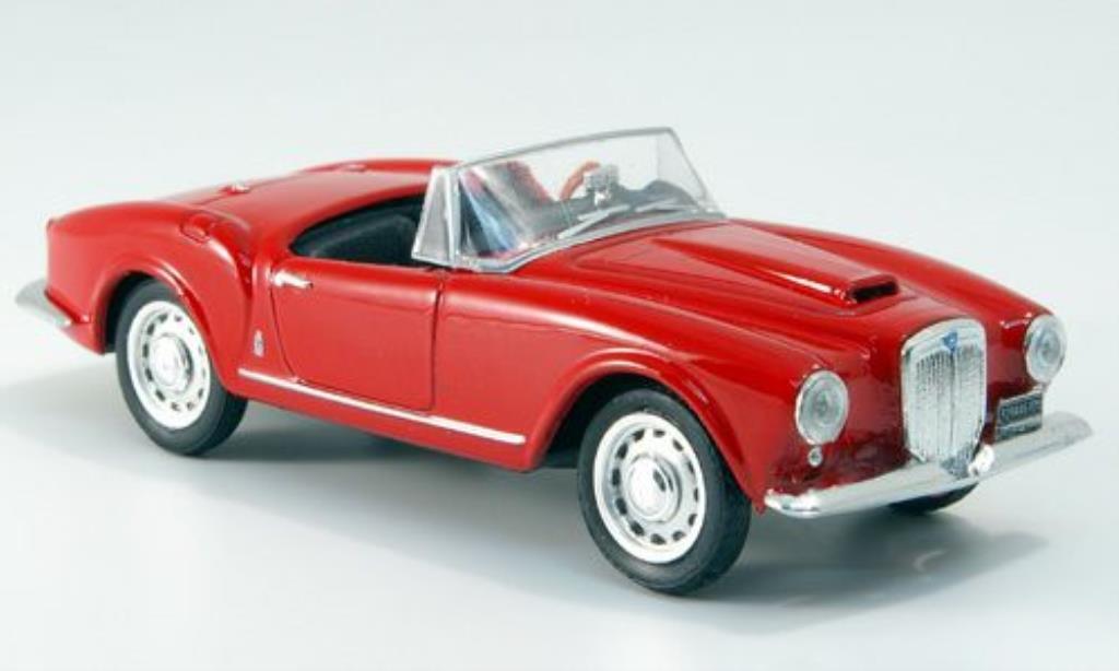 Lancia Aurelia B24 1/43 Brumm Spider rouge offen 1955 miniature