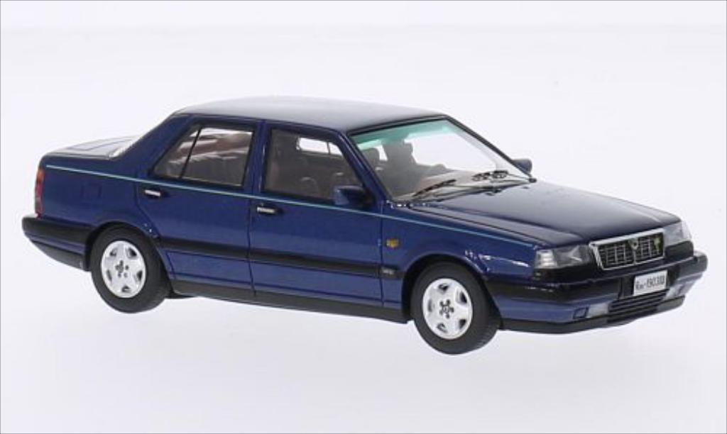 Lancia Thema 1/43 Kess 8.32 2S metallic-bleu 1988 diecast