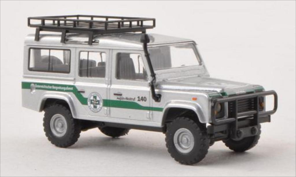 Land Rover Defender 1/87 Busch Bergrettungsdienst Salzburg (Nr.5) miniature