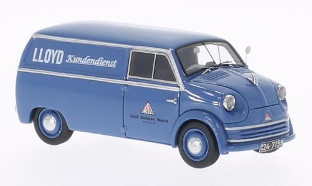 Lloyd LT 1/43 Neo 500 Kundendienst 1955