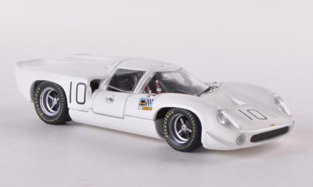 Lola T70 1/43 Best Coupe No.10 Norisring 1967 coche miniatura
