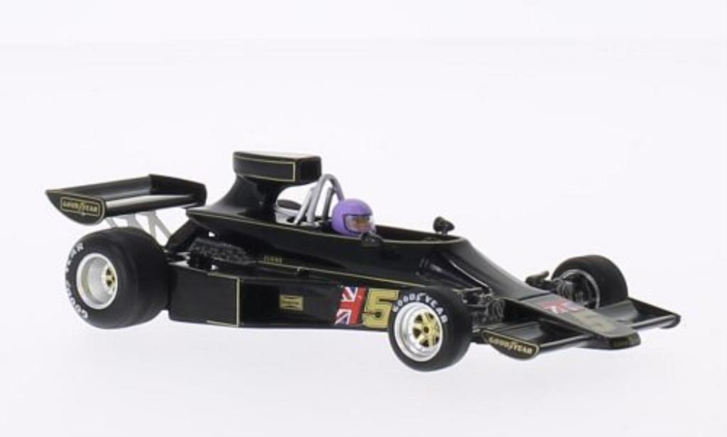 Lotus 77 1/43 Spark No.5 John Player Special GP Sudafrika 1976 diecast model cars