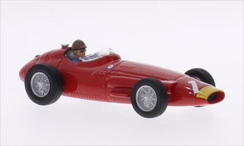 Maserati 250 1/43 Brumm F No.1 GP Deutschland 1957 miniature