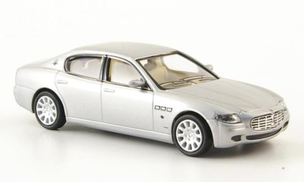Maserati Quattroporte 1/87 Ricko gray 2003 diecast