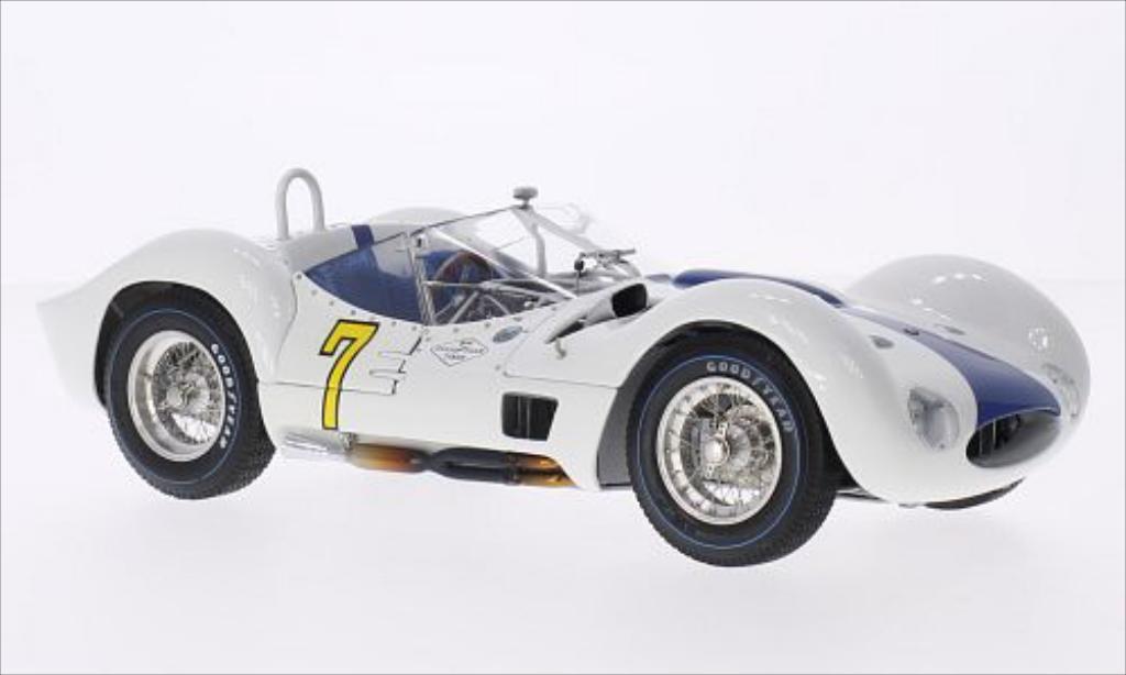 Maserati Tipo 1/18 CMC 61 Birdcage RHD No.7 Gran Premio de Cuba 1960 miniature