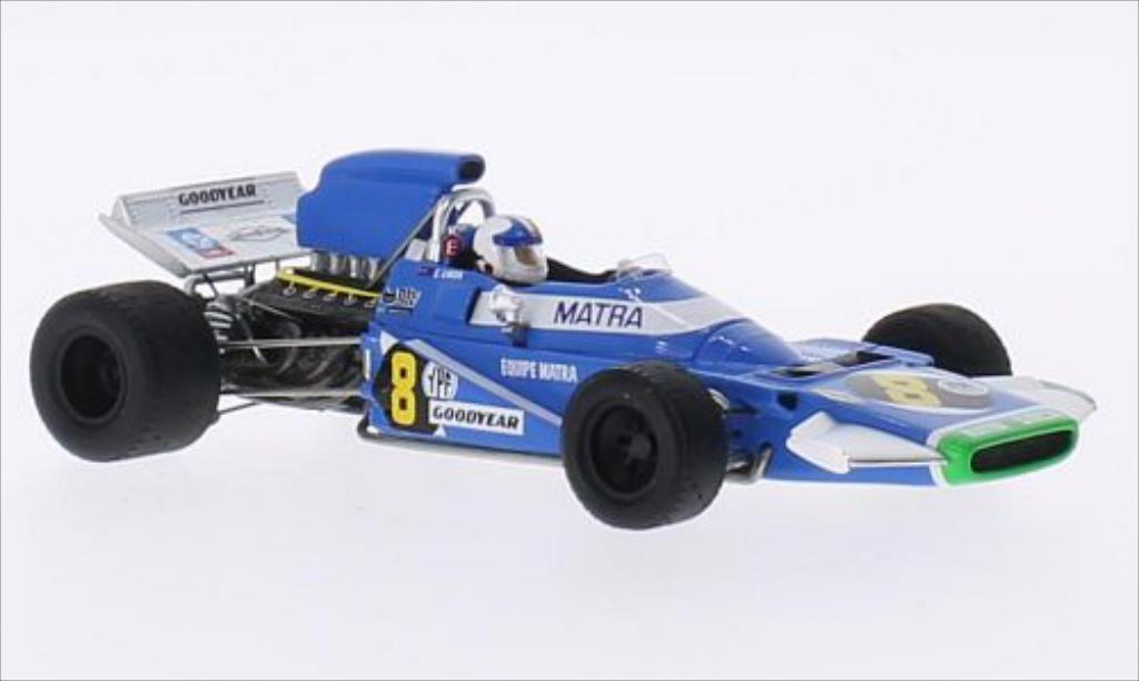 Matra MS120 1/43 Spark No.8 Equipe Formel 1 GP Argentinien 1971 diecast model cars