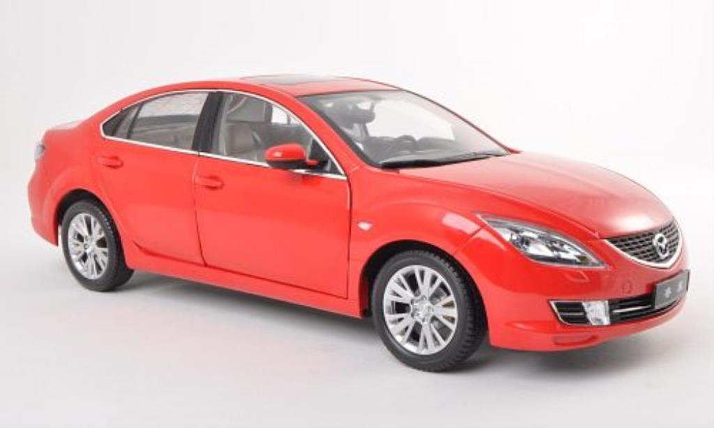 Mazda 6 1/18 Paudi rouge 2009 miniature
