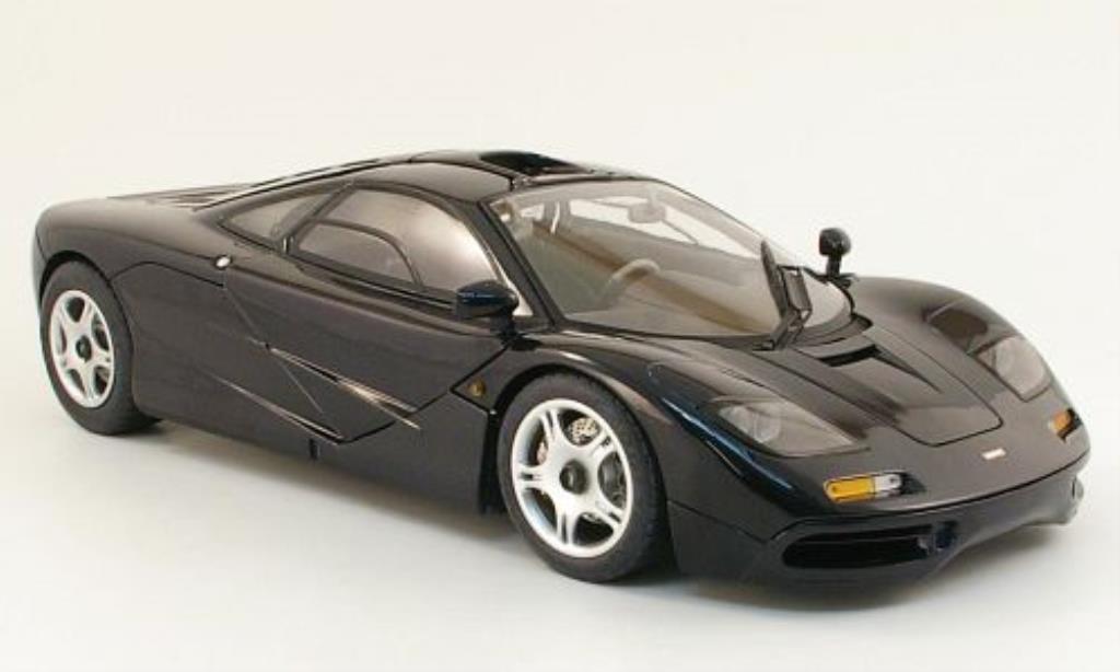McLaren F1 1/12 Minichamps bleu 1994 miniature