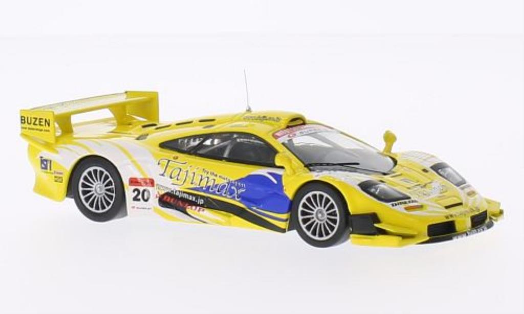 McLaren F1 1/43 IXO GTR No.20 Tajimax SuperGT GT500 Fuji 2005 /M.Hitotsuyama miniature