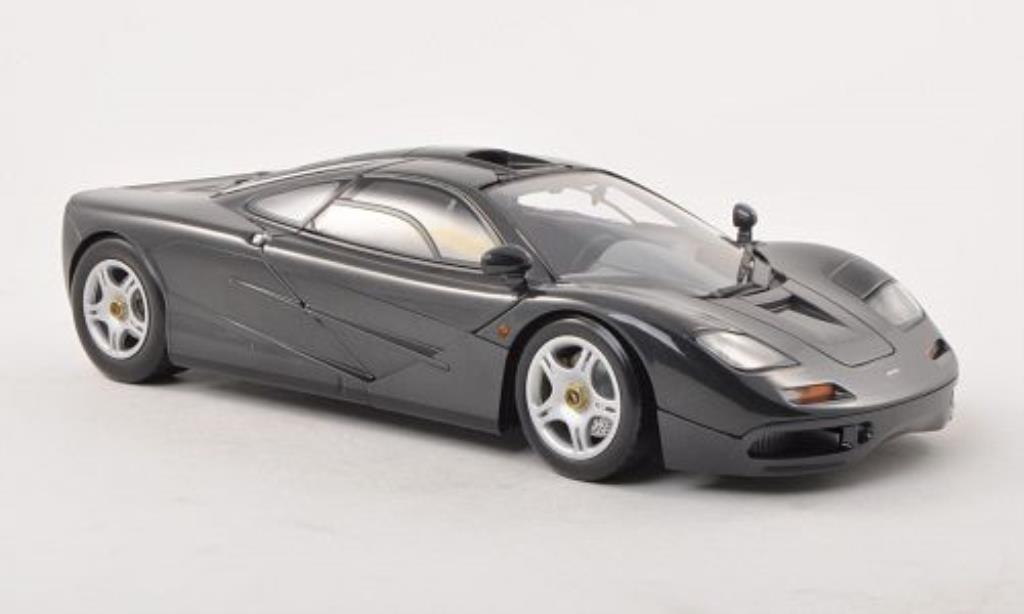 McLaren F1 1/18 Minichamps Mclaren noire 1993 miniature