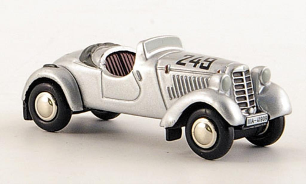 Mercedes 170 1/87 Bub VS Gelandesport-Roadster No.249 grise miniature
