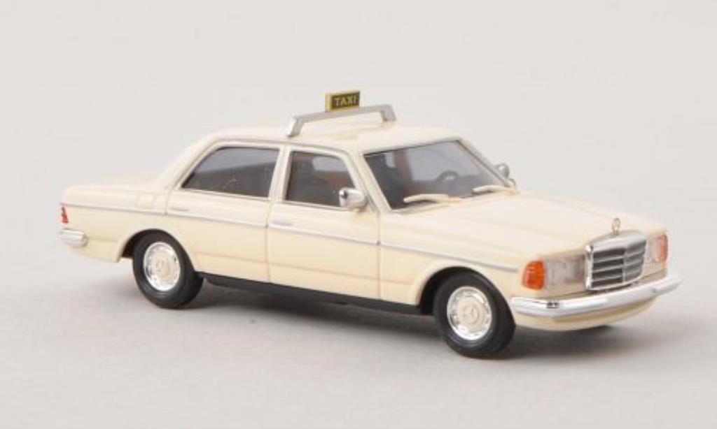 Mercedes 200 1/87 Busch D (W123) Taxi 1977 miniature