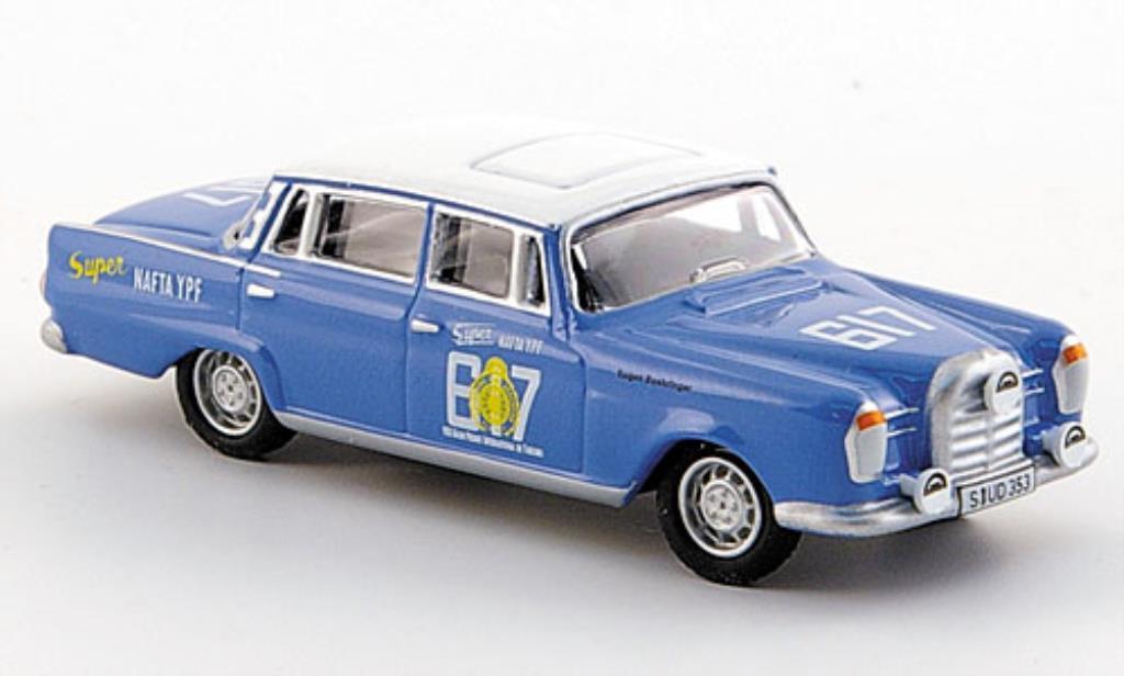Mercedes 220 SE 1/87 Bub Heckflosse Bohringer miniature