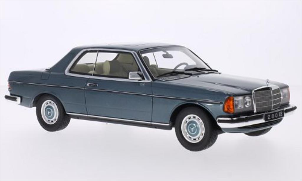 Mercedes 280 1/18 Ottomobile (W123) CE metallise turkis miniature