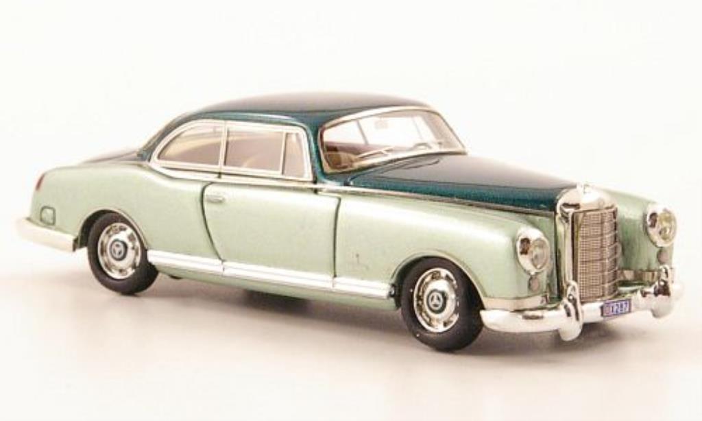 Mercedes 300 B 1/87 Neo Pininfarina verte/verte 1955 miniature