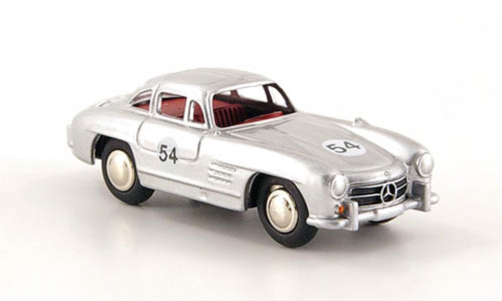 Mercedes CLA SL 1/87 Bub 300 SL No.54 Pfaffenwinkel Classic 2009 miniature