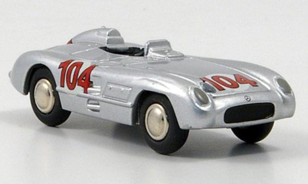 Mercedes 300 SLR 1/87 Bub SLR No.104 1-Sitzer Sieger Targa Florio 1955 miniature