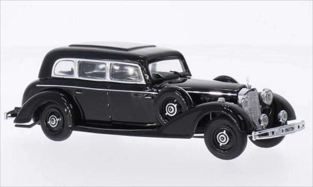Mercedes 770 1/43 Rio Pullman noire 1938 miniature