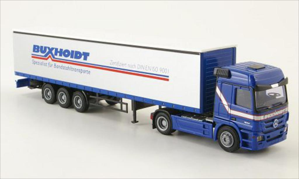 Mercedes Actros 1/87 AWM MP3 L Buxhoid G-KSZ miniature