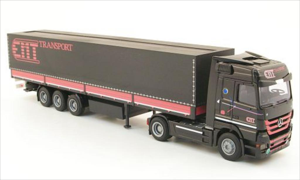 Mercedes Actros 1/87 AWM MP3 LH E M T miniature