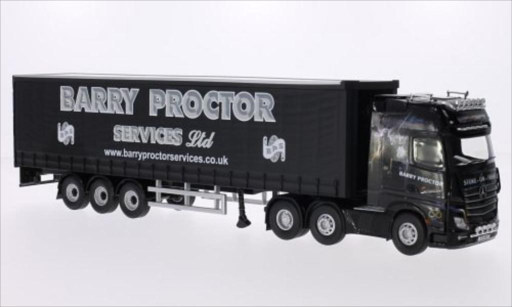 Mercedes Actros 1/50 Corgi (MP4) RHD Barry Proctor miniature