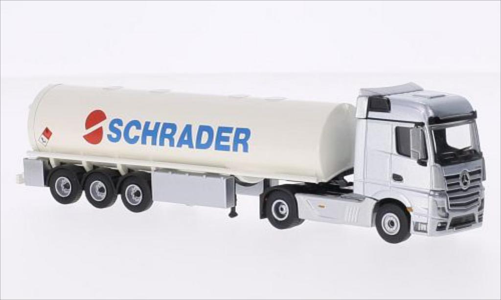 Mercedes Actros 1/87 Schuco Schrader