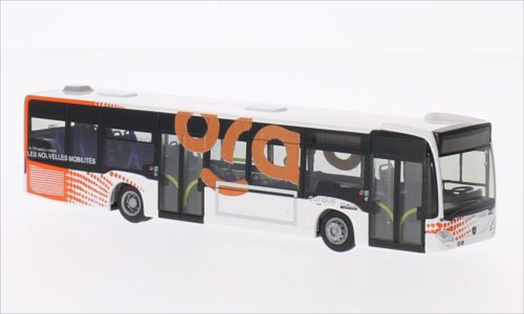 Mercedes Citaro 1/87 Rietze 11 Concarneau City (F) diecast model cars
