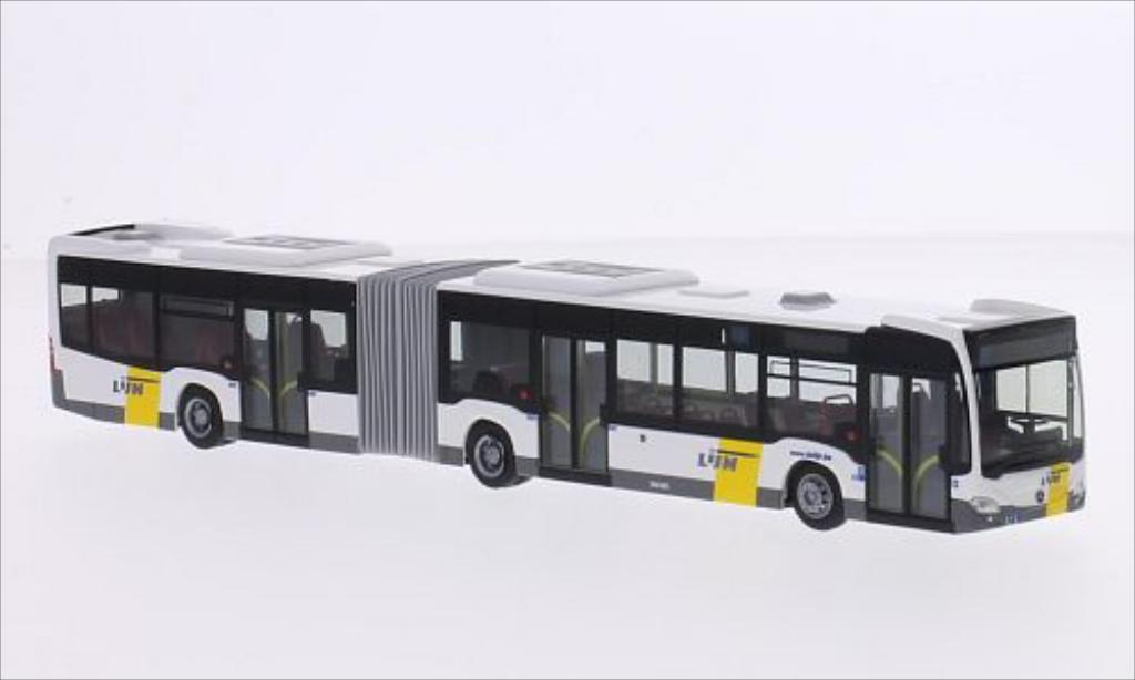 Mercedes Citaro 1/87 Rietze G DE Lijn (B) 2012 miniature