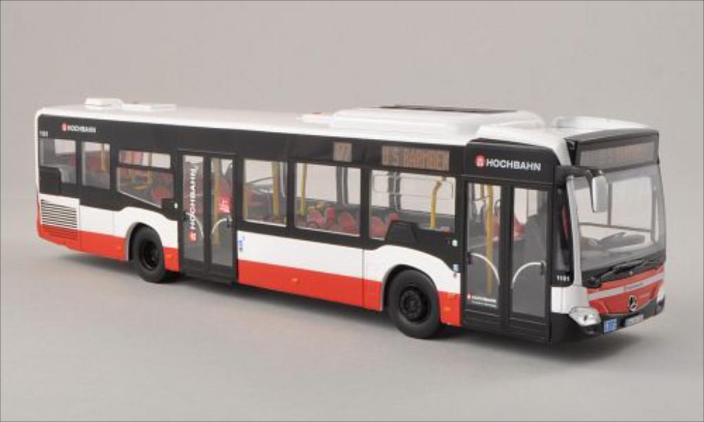 Mercedes Citaro 1/43 Norev Hochbahn Hamburg 2011 diecast model cars
