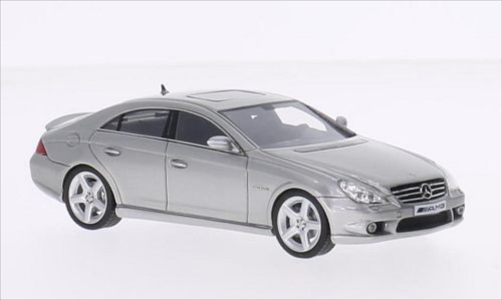 Mercedes Classe CLS 1/43 GLM 63 (C219) AMG grise 2008