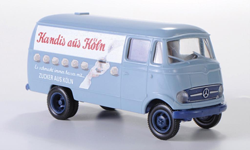 Mercedes L319 1/87 Brekina Kasten Kandis aus Koln Lieferwagen miniature