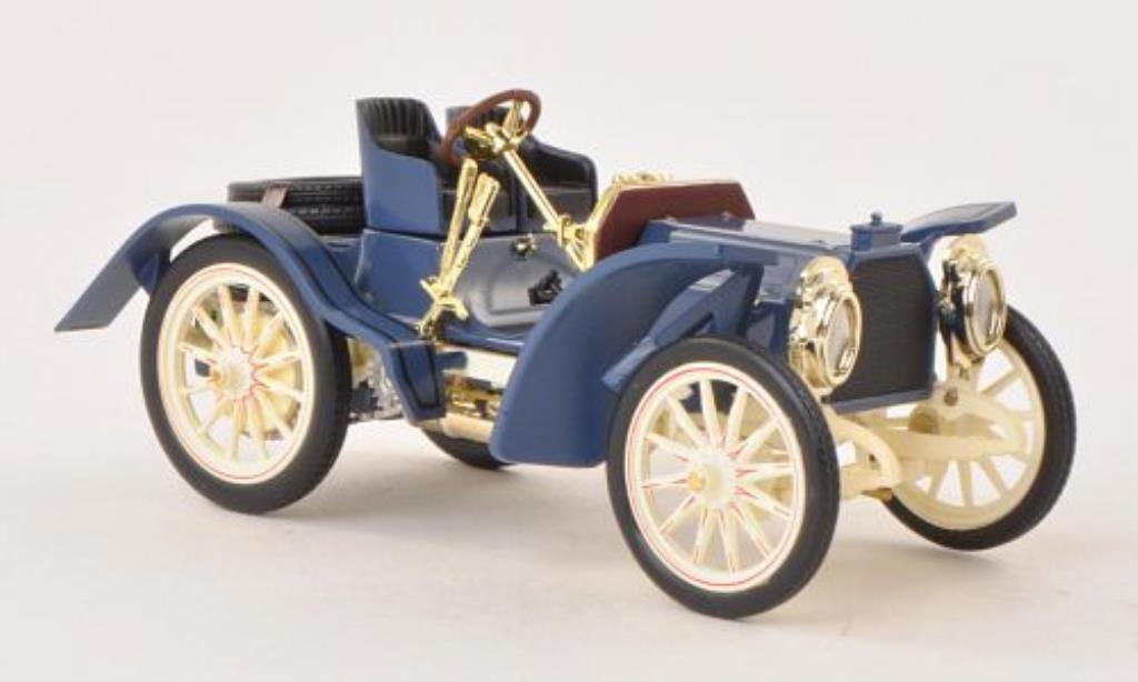 Mercedes Simplex 1/43 IXO 40 PS bleu 1902 diecast