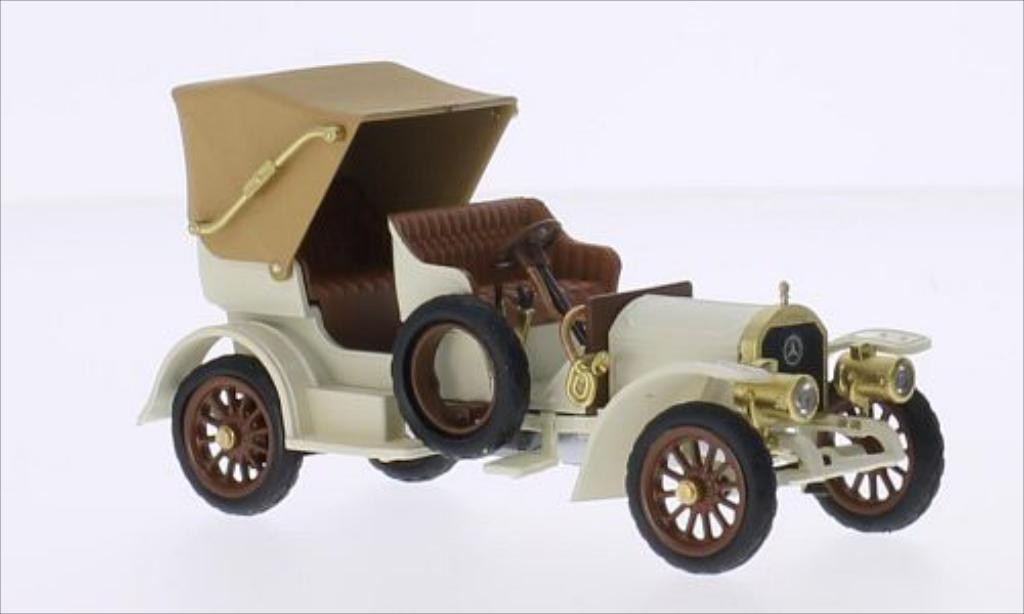 Mercedes Simplex 1/43 Rio white RHD 1902 diecast