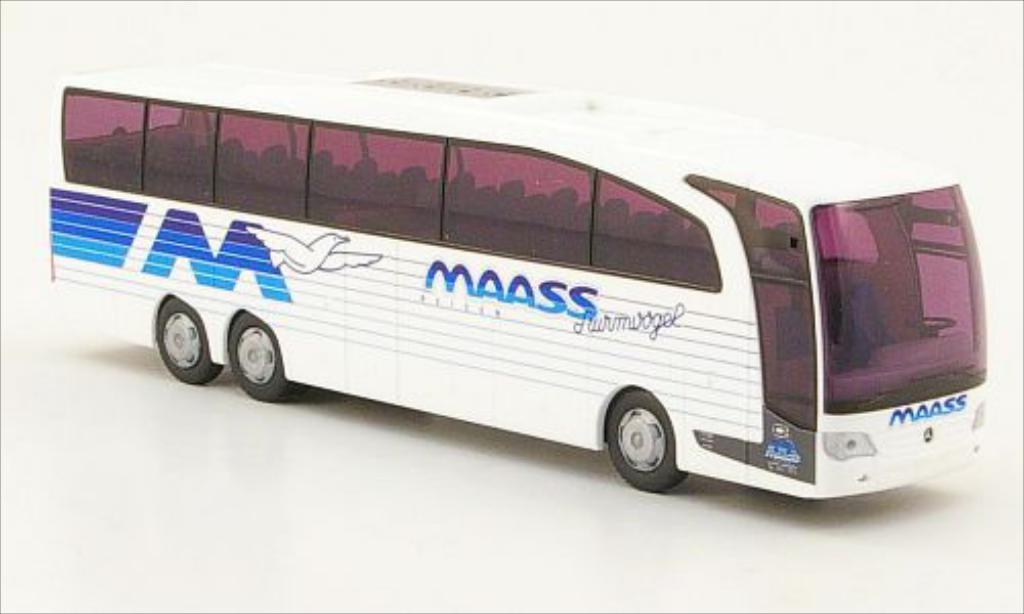 Mercedes Travego 1/87 Rietze M Maass Reisen miniature