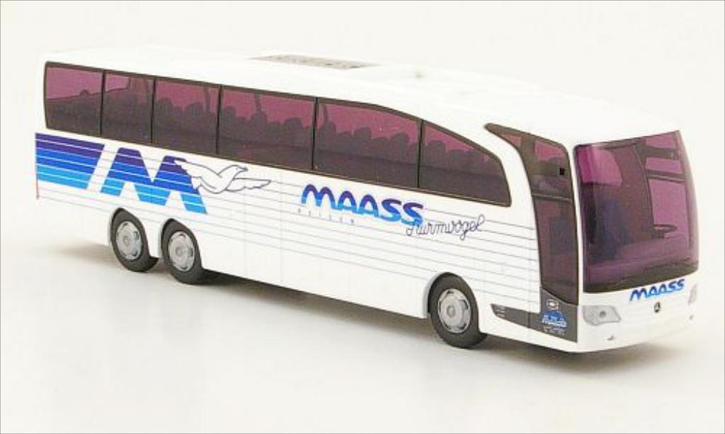 Mercedes Travego 1/87 Rietze M Maass Reisen