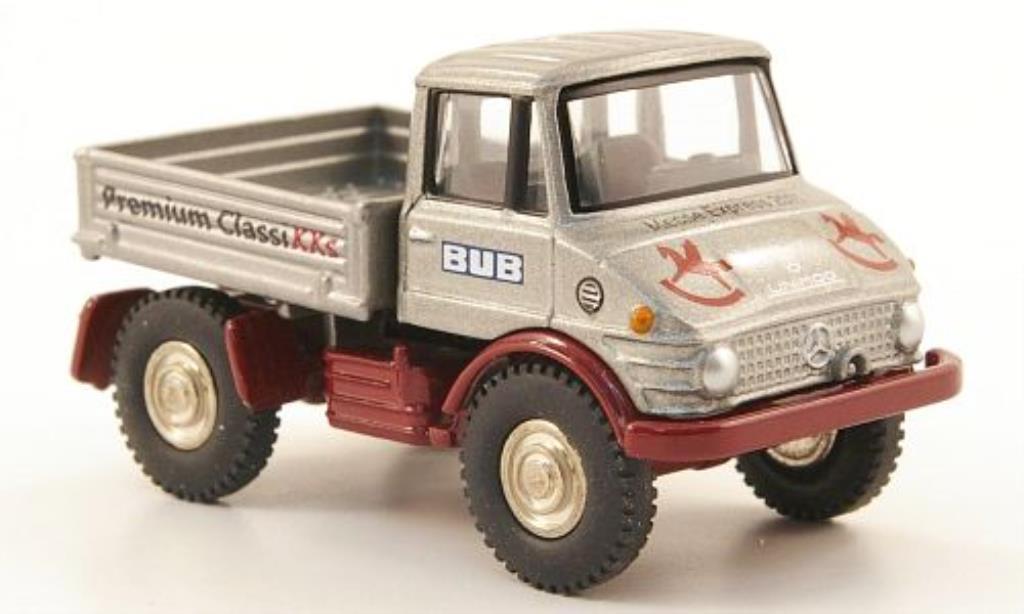 Mercedes Unimog 1/87 Bub 406 Spielwarenmesse 2011 miniature