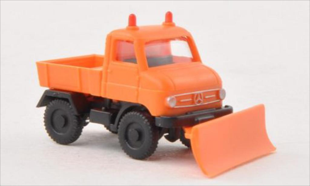 Mercedes Unimog 1/160 Wiking U411 miniature