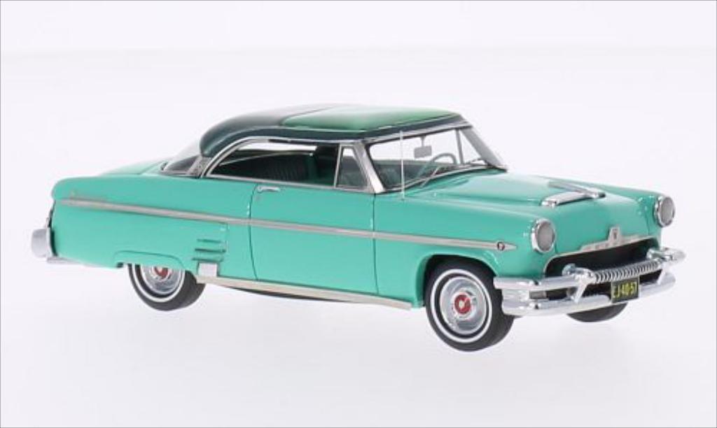 Mercury Monterey 1/43 Neo Sun Valley turkis/metallise grun 1954 miniature